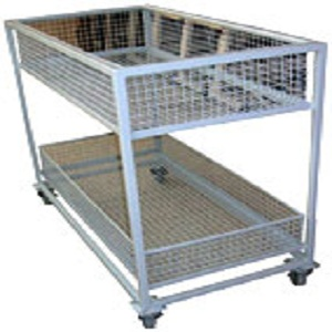 Double Bin Trolley