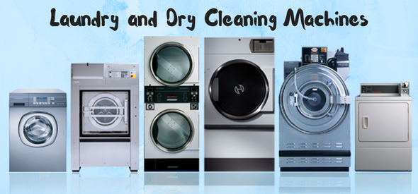 Laundry and Dry Cleaning Machines Suppliers in Bangalore